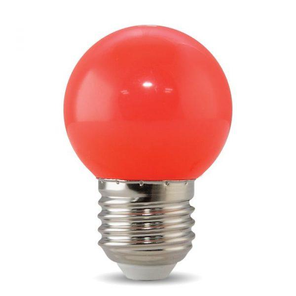 LED A45 R 1W