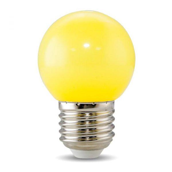 LED A45 Y 1W