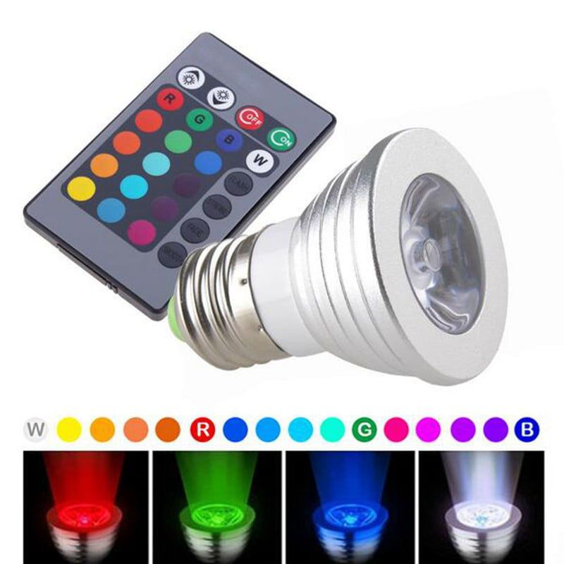 4 mẫu đèn led đổi màu tốt nhất hiện nay