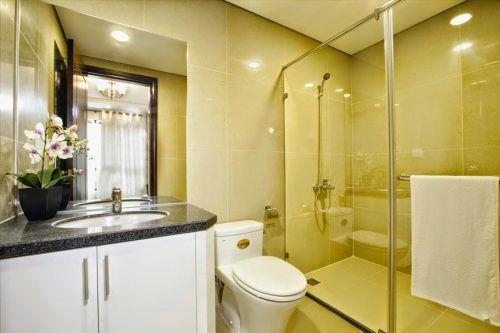 Đèn chiếu sáng cho phòng tắm âm trần