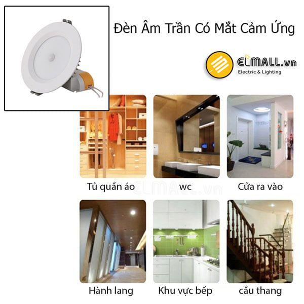 3 điều cần lưu ý khi chọn mua đèn led cảm biến Rạng Đông