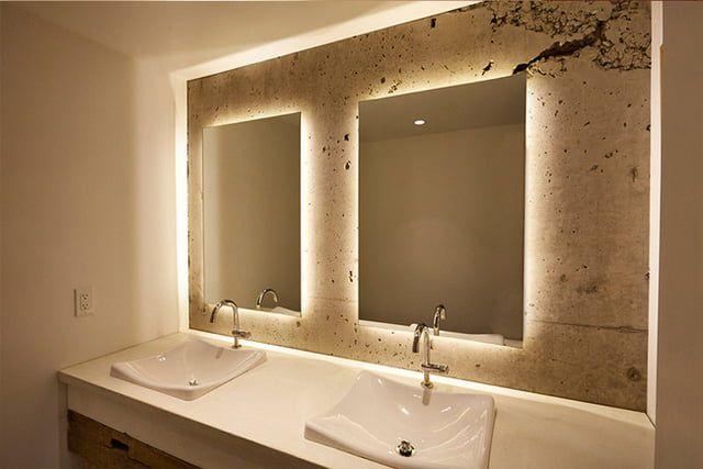 Chọn đèn chiếu sáng cho phòng tắm gia đình