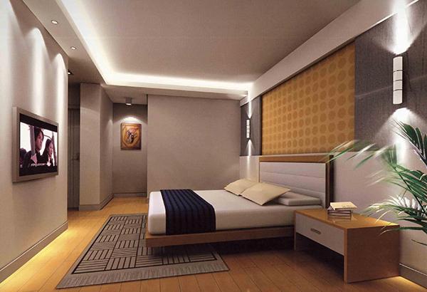 Lựa chọn đèn led Rạng Đông cho không gian phòng ngủ ấm cúng hơn