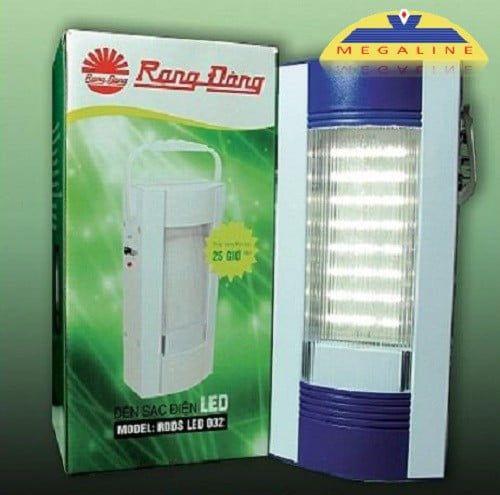 Hướng dẫn sử dụng đèn sạc Rạng Đông đúng cách?