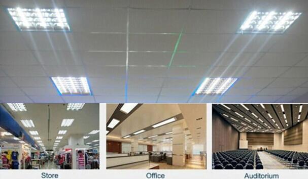 Sử dụng máng đèn Rạng Đông giúp đảm bảo độ bền của bóng đèn
