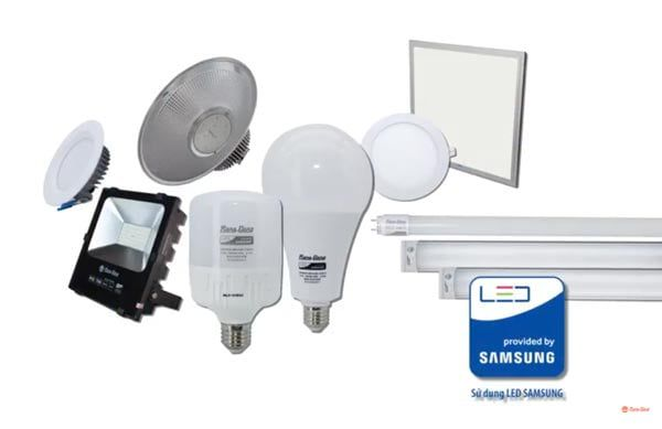 Công nghệ chiếu sáng hiện đại của bóng đèn rạng đông
