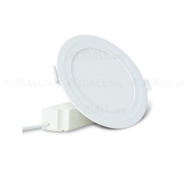 Đèn LED panel tròn Rạng Đông D PT04L 90/6w