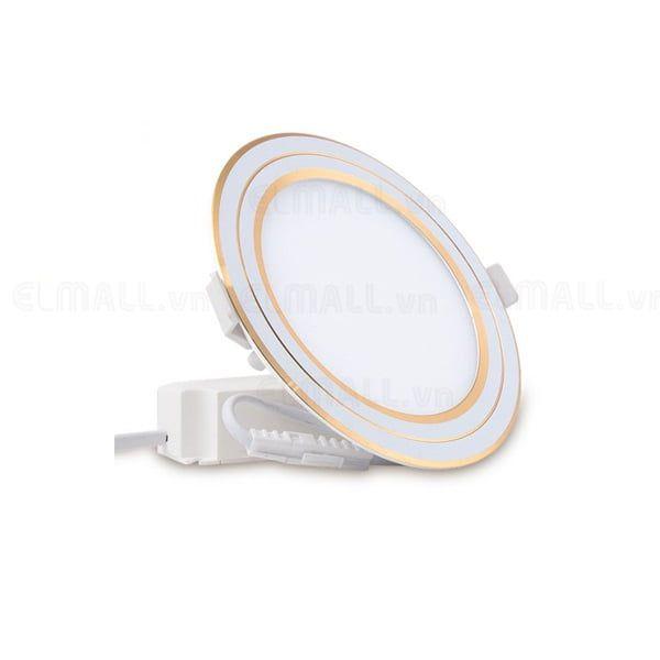 Đèn LED panel tròn đổi màu D PT05L Rạng Đông