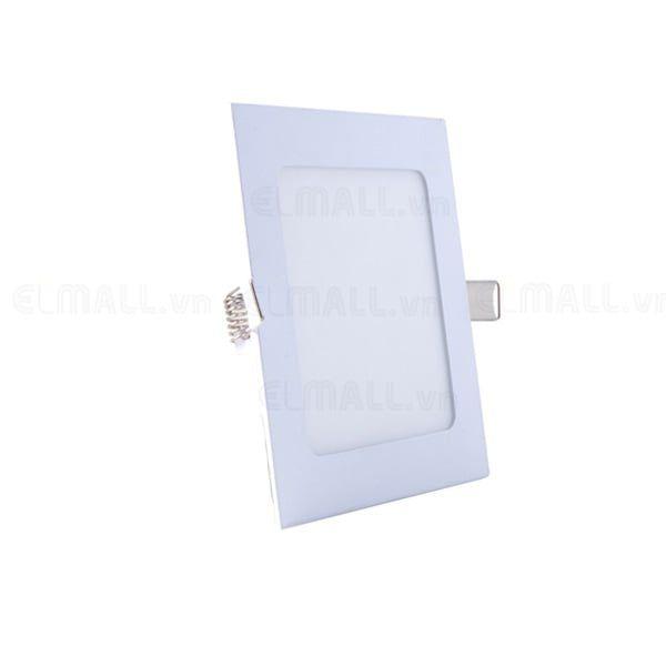 Đèn led âm trần vuông D PN04 160x160 12W (S)