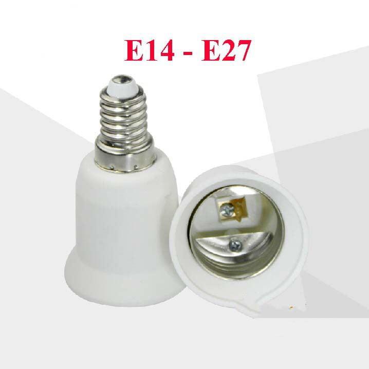 Đui đèn E14 - Đường kính 14mmm